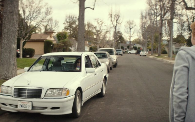 Mercedes-Benz C230 [W202] Used by James Franco (Tommy Wiseau) and Dave Franco (Greg Sestero) in The Disaster Artist (1)