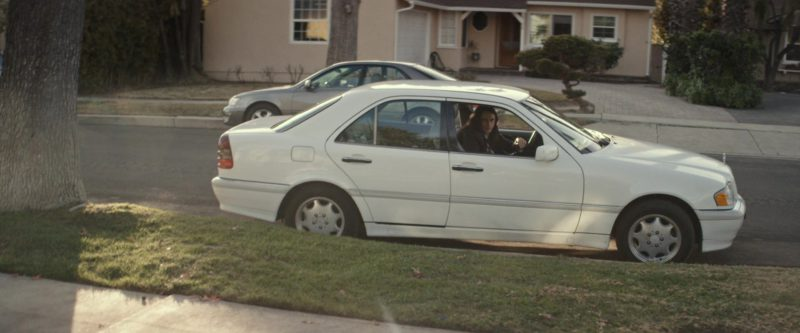 Mercedes-Benz C230 [W202] Car Used by James Franco (Tommy Wiseau) and Dave Franco (Greg Sestero) in The Disaster Artist (2017) Movie