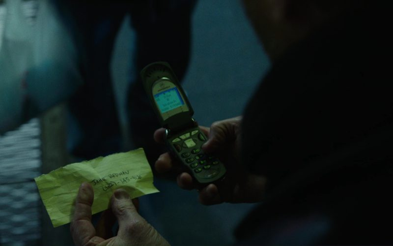 Motorola Mobile Phone Used by Bryan Cranston in Last Flag Flying (1)