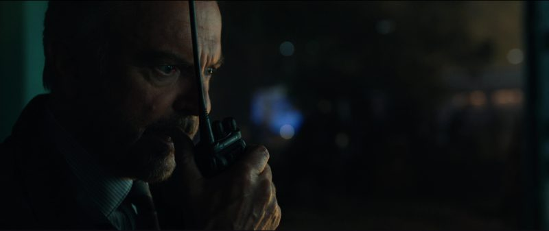 Motorola Radio Used by Sam Neill in The Commuter (2018) Movie Product Placement