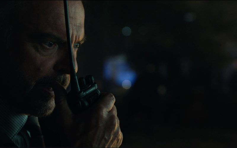 Motorola Radio Used by Sam Neill in The Commuter