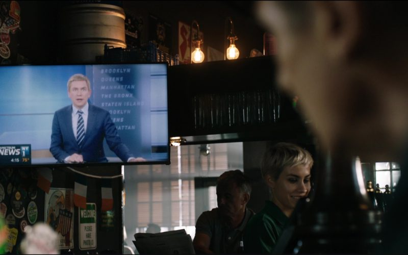 NY1 Cable News Television Channel in The Commuter (1)