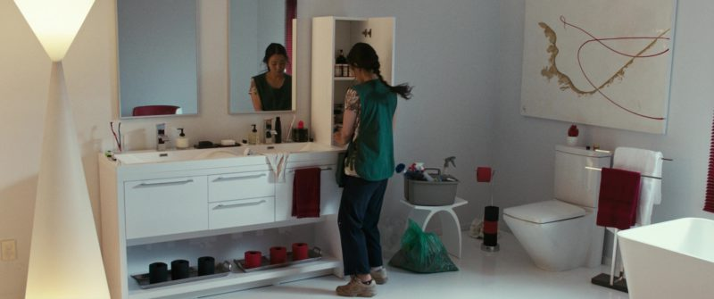 New Balance Shoes Worn by Hong Chau in Downsizing (2017) - Movie Product Placement