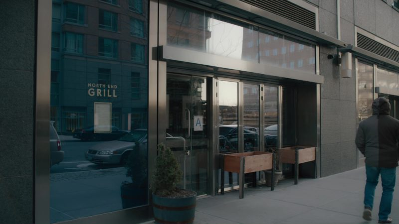 North End Grill American Restaurant in Billions: Hell of a Ride (2018) - TV Show Product Placement