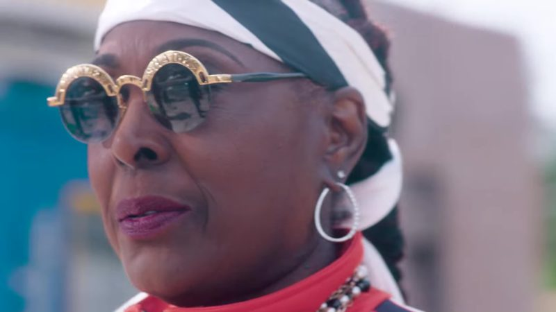 Oliver Peoples Round Sunglasses in PROUD by 2 Chainz ft. YG, Offset (2018) - Official Music Video Product Placement