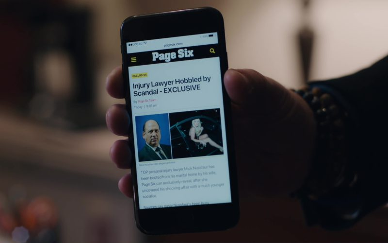 Page Six in Billions