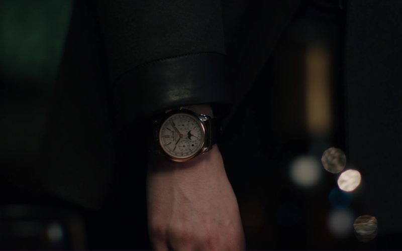 Patek Philippe 5270R Watch Worn by Asia Kate Dillon in Billions (6)
