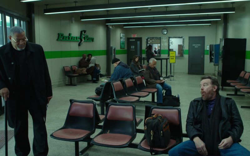 Peter Pan Bus Lines Used by Steve Carell, Bryan Cranston and Laurence Fishburne in Last Flag Flying (1)