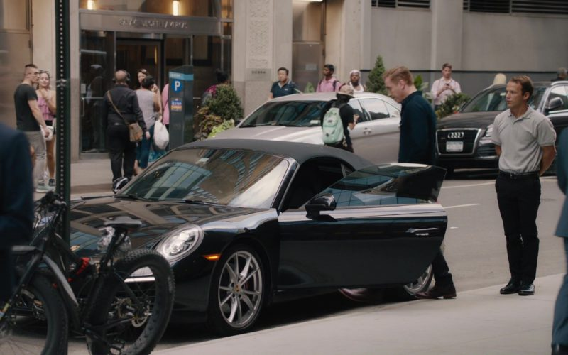 Porsche 911 Convertible Car Used by Damian Lewis in Billions