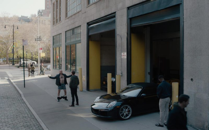 Porsche 911 Sports Car Used by Damian Lewis in Billions (8)