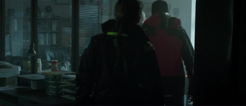 Pringles Chips in The Hurricane Heist (2018) - Movie Product Placement
