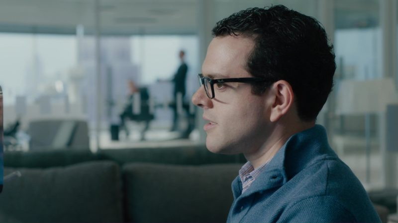 Ray-Ban Men's Glasses in Billions: The Wrong Maria Gonzalez (2018) - TV Show Product Placement