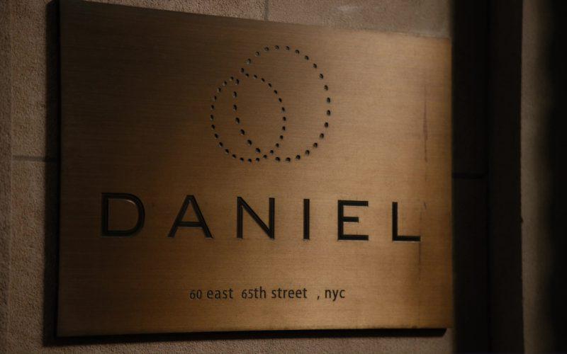 Restaurant DANIEL in Billions (1)