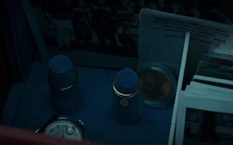 Rolex Watch Used by Matt Damon in Downsizing
