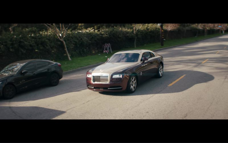 Rolls-Royce Wraith Car in Dead Friends by Rich The Kid (1)