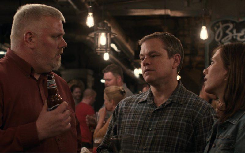 Samuel Adams Beer in Downsizing