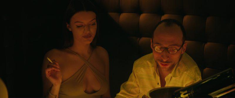 Skyy Vodka in Molly's Game (2017) Movie