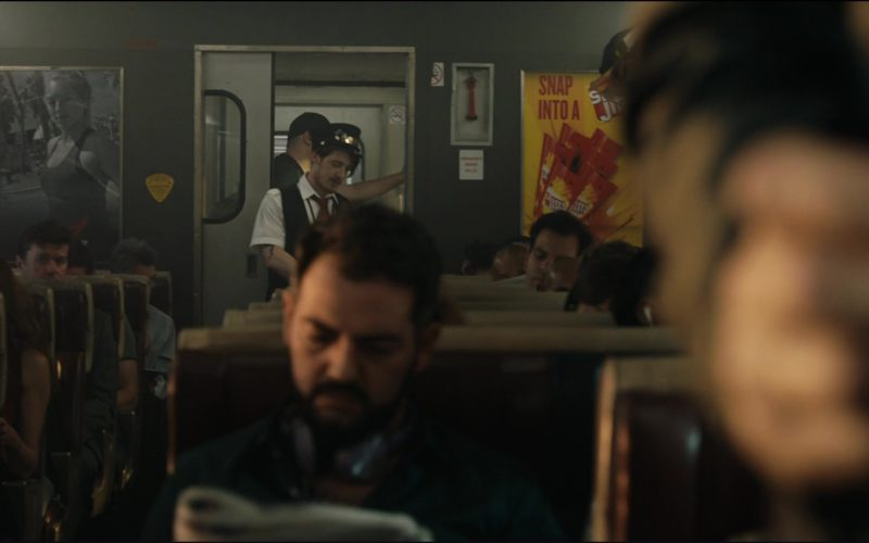 Slim Jim Posters in The Commuter (1)