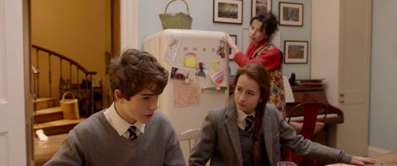 Smeg Refrigerator in Paddington 2 (2017) - Movie Product Placement