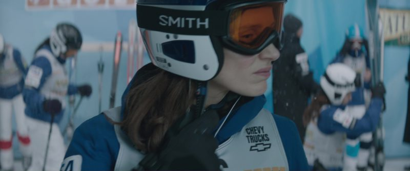 Smith Optics Ski Goggles Worn by Jessica Chastain in Molly's Game (2017) - Movie Product Placement