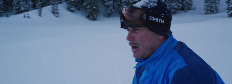 Smith Optics Snowboard Goggles Worn by Joshua Daniel Hartnett in 6 Below: Miracle on the Mountain (2017) - Movie Product Placement