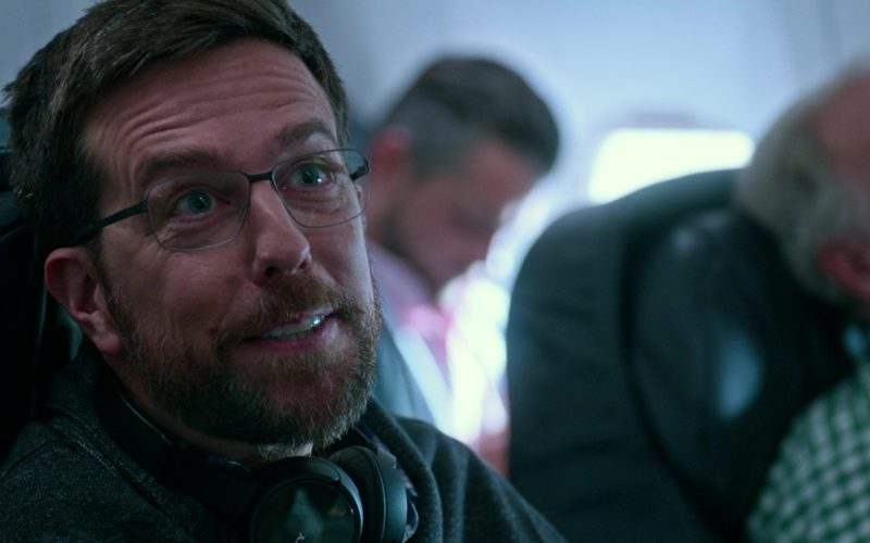 Sony TV Used by Ed Helms in Father Figures (1)