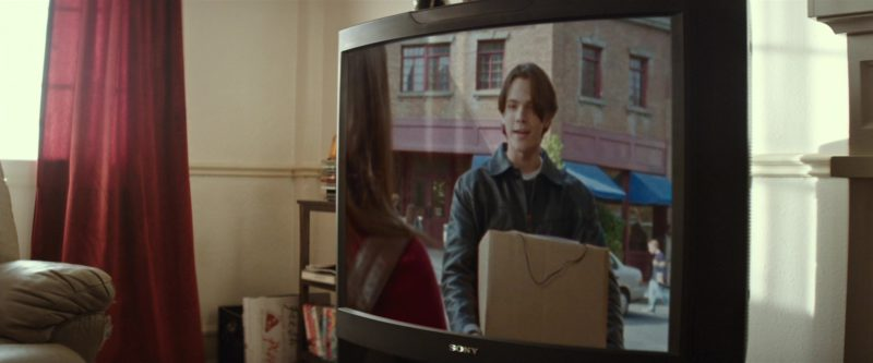 Sony TV in The Disaster Artist (2017) - Movie Product Placement