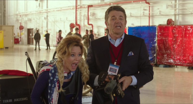 Sony XDCAM Camera Used by Elizabeth Banks and John Michael Higgins in Pitch Perfect 3 (2017) - Movie Product Placement