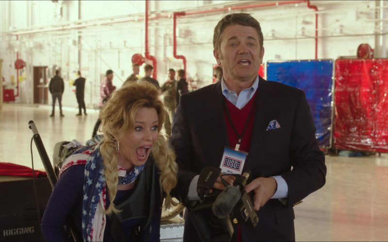 Sony XDCAM Camera Used by Elizabeth Banks and John Michael Higgins in Pitch Perfect 3 (4)