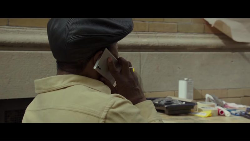 Sony Xperia Smartphone Used by Denzel Washington in The Equalizer 2 (2018) - Movie Product Placement