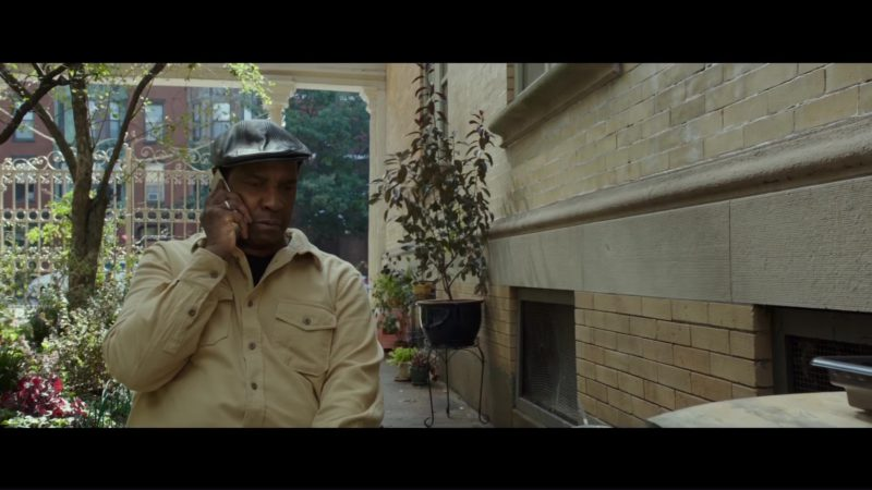 Sony Xperia Smartphone Used By Denzel Washington In The