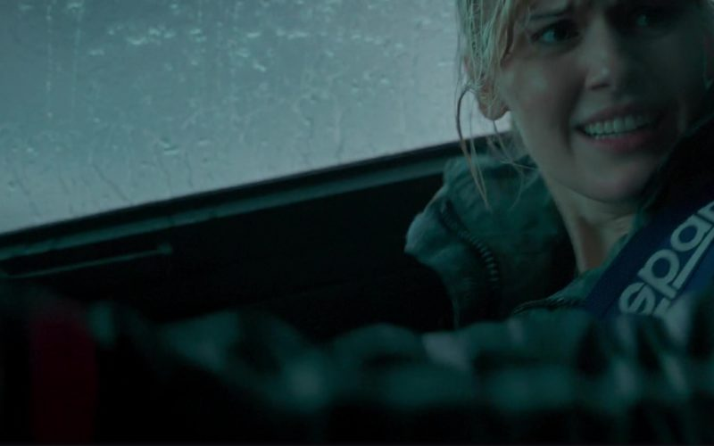 Sparco Belt Used by Maggie Grace in The Hurricane Heist (1)