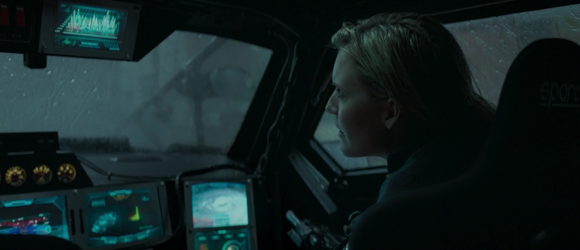 Sparco Car Seat Used By Maggie Grace In The Hurricane