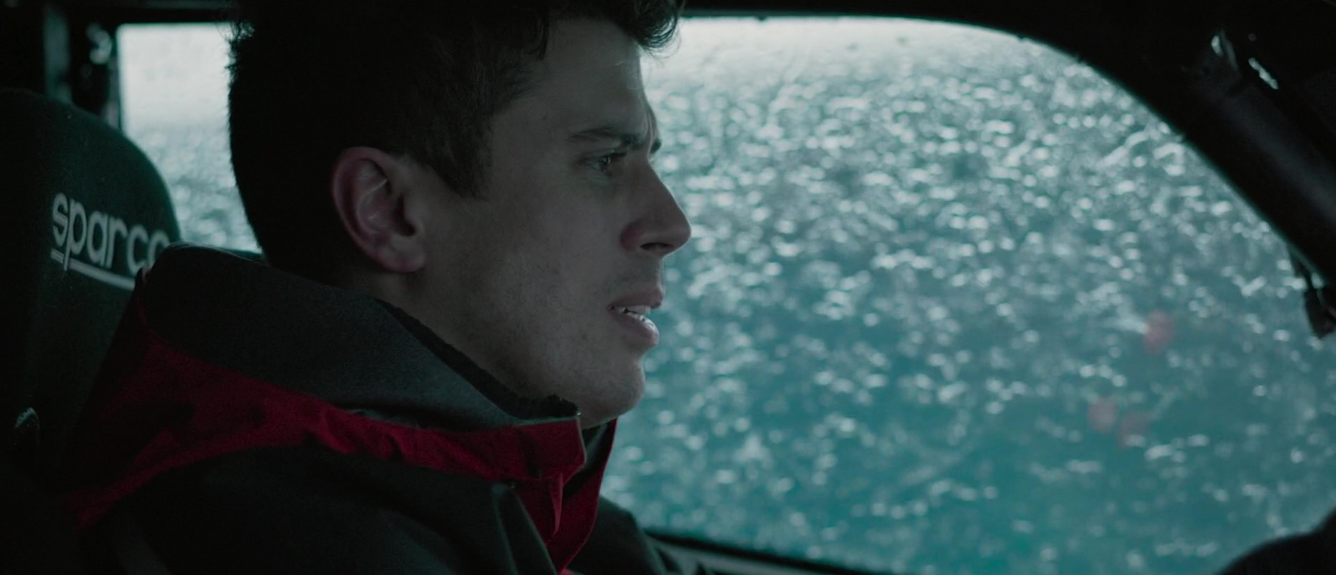 List Of Car Brands >> Sparco Car Seat Used by Toby Kebbell in The Hurricane Heist (2018) Movie