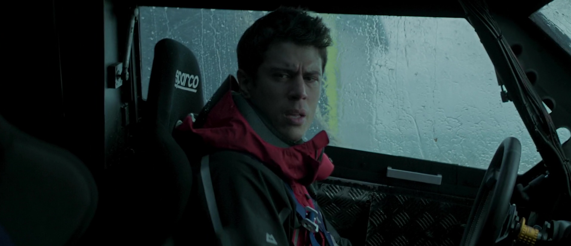 What To Do With Used Car Seats >> Sparco Car Seat Used by Toby Kebbell in The Hurricane ...
