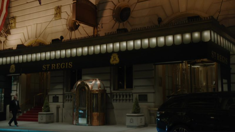 St. Regis Hotel in Billions: Hell of a Ride (2018) - TV Show Product Placement
