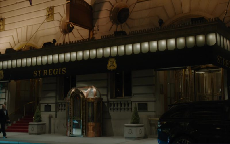 St. Regis Hotel in Billions (1)
