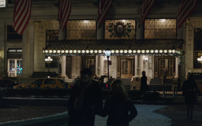 The Plaza Hotel New York in Molly's Game (1)