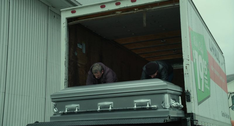 U-Haul Truck Used by Steve Carell and Bryan Cranston in Last Flag Flying (2017) Movie