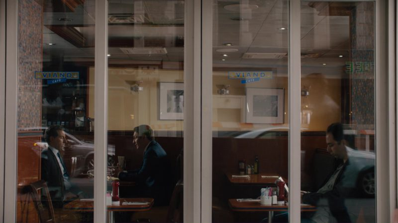 Viand Cafe in Billions: A Generation Too Late (2018) - TV Show Product Placement