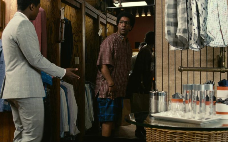 Voss Water Bottles in Roman J. Israel, Esq (1)