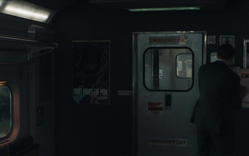 Zippo Lighters Posters in The Commuter (4)