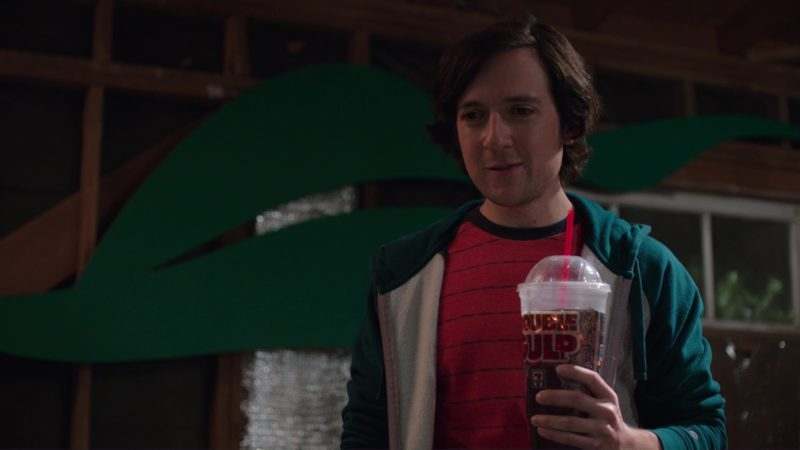 7-11 Double Big Gulp in Silicon Valley: Artificial Emotional Intelligence (2018) - TV Show Product Placement