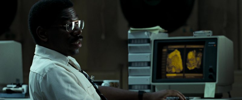 AMDEK in Seven (Se7en) (1995) Movie Product Placement