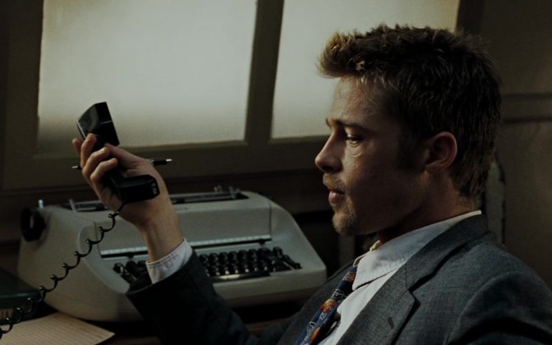 AT&T Phone Used by Brad Pitt in Seven (Se7en)