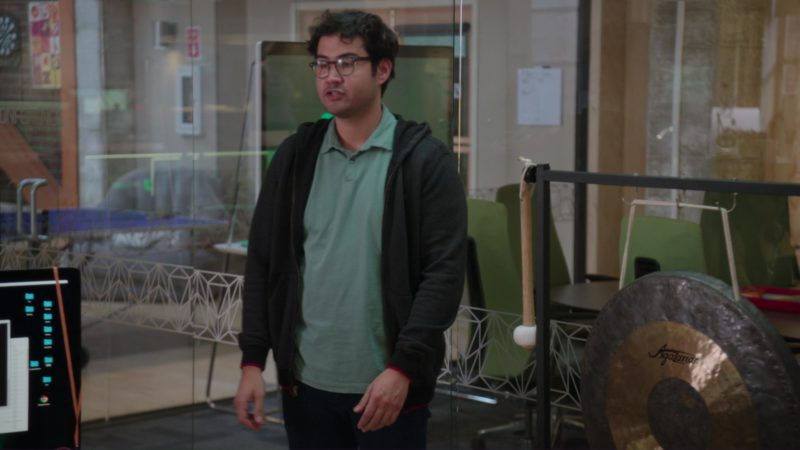 Agazarian Gong in Silicon Valley: Artificial Emotional Intelligence (2018) TV Show Product Placement