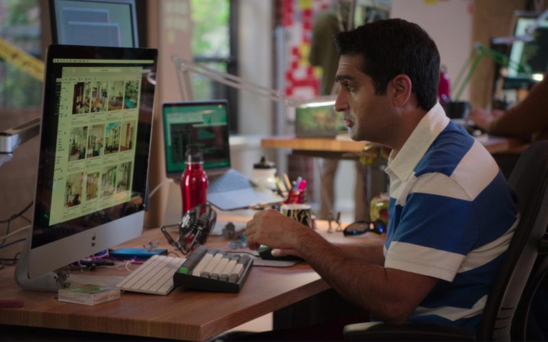 Apple iMac Used by Kumail Nanjiani (Dinesh) in Silicon Valley (1)