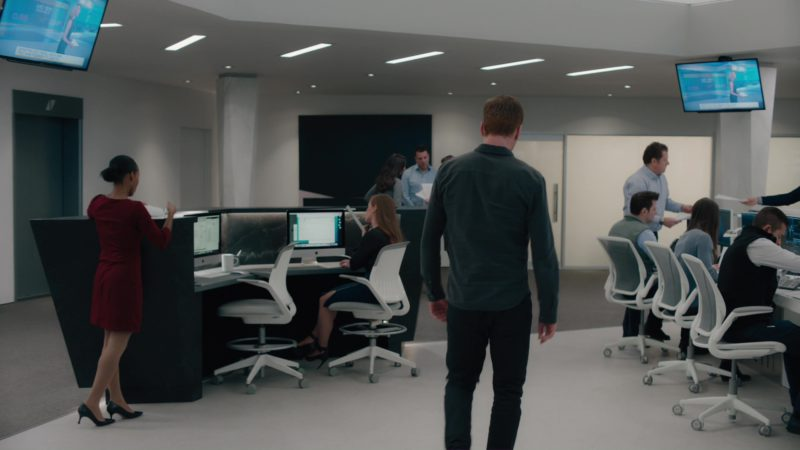 Apple iMac in Billions: All the Wilburys (2018) TV Show Product Placement