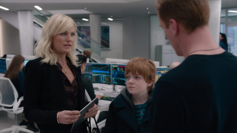 Apple iPad Used by Malin Åkerman in Billions: All the Wilburys (2018) TV Show Product Placement