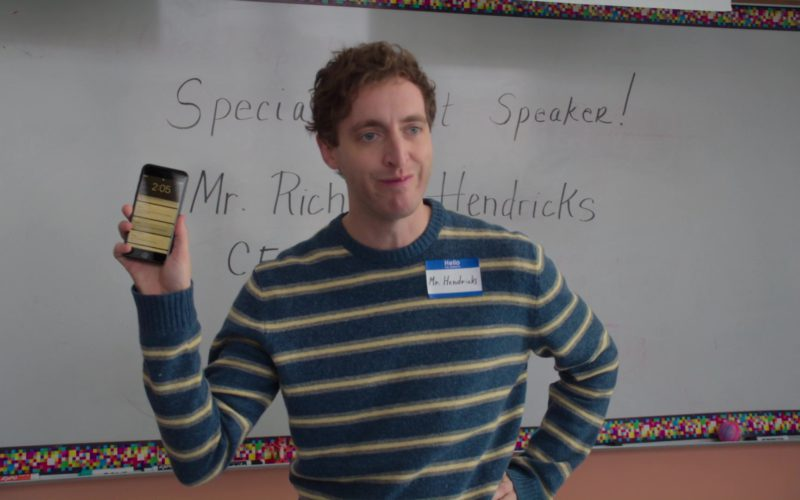 Apple iPhone Used by Thomas Middleditch (1)